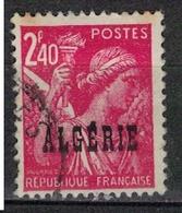 ALGERIE        N°  YVERT    235   OBLITERE       ( O   2/43 ) - Algérie (1924-1962)