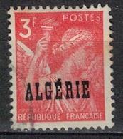 ALGERIE        N°  YVERT    236   OBLITERE       ( O   2/43 ) - Algérie (1924-1962)