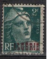 ALGERIE        N°  YVERT    237   OBLITERE       ( O   2/43 ) - Algérie (1924-1962)