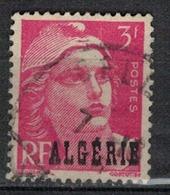 ALGERIE        N°  YVERT    238  ( 1 )  OBLITERE       ( O   2/43 ) - Algérie (1924-1962)