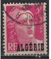 ALGERIE        N°  YVERT    238  ( 3 )  OBLITERE       ( O   2/43 ) - Algérie (1924-1962)