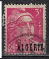 ALGERIE        N°  YVERT    238  ( 4 )  OBLITERE       ( O   2/43 ) - Algérie (1924-1962)
