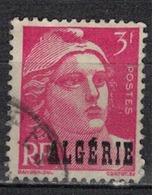 ALGERIE        N°  YVERT    238  ( 5 )  OBLITERE       ( O   2/43 ) - Algérie (1924-1962)