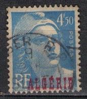 ALGERIE        N°  YVERT    239     ( 1 )       OBLITERE       ( O   2/43 ) - Algérie (1924-1962)