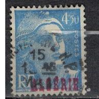 ALGERIE        N°  YVERT    239     ( 2 )       OBLITERE       ( O   2/43 ) - Algérie (1924-1962)