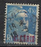 ALGERIE        N°  YVERT    239     ( 4 )       OBLITERE       ( O   2/43 ) - Algérie (1924-1962)