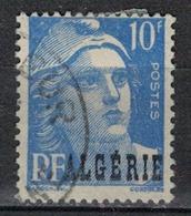 ALGERIE        N°  YVERT    241       OBLITERE       ( O   2/43 ) - Algérie (1924-1962)