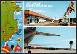 C2783 - Gerona Costa Brava - Aeropuerto - Aerodrom Flughafen - Aerodrome