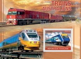 Togo 2010  Australian Trains - Togo (1960-...)