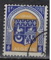ALGERIE        N°  YVERT    256             OBLITERE       ( O   2/43 ) - Algérie (1924-1962)