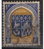 ALGERIE        N°  YVERT    256    ( 2 )          OBLITERE       ( O   2/43 ) - Algérie (1924-1962)
