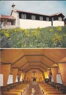 43----SEMBADEL-GARE--chapelle Notre-dame De La Forêt 1954--voir 2 Scans - France