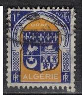 ALGERIE        N°  YVERT    256    ( 3 )          OBLITERE       ( O   2/44 ) - Algérie (1924-1962)