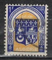 ALGERIE        N°  YVERT    256    ( 4 )          OBLITERE       ( O   2/44 ) - Algérie (1924-1962)
