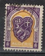 ALGERIE        N°  YVERT    258         OBLITERE       ( O   2/44 ) - Algérie (1924-1962)