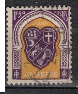 ALGERIE        N°  YVERT    258  ( 1 )        OBLITERE       ( O   2/44 ) - Algérie (1924-1962)