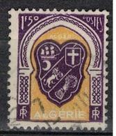 ALGERIE        N°  YVERT    258  ( 2 )        OBLITERE       ( O   2/44 ) - Algérie (1924-1962)