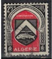 ALGERIE        N°  YVERT    260       OBLITERE       ( O   2/44 ) - Algérie (1924-1962)