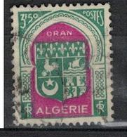 ALGERIE        N°  YVERT    262      OBLITERE       ( O   2/44 ) - Algérie (1924-1962)