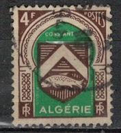 ALGERIE        N°  YVERT    263      OBLITERE       ( O   2/44 ) - Algérie (1924-1962)