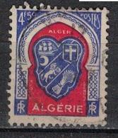 ALGERIE        N°  YVERT    264      OBLITERE       ( O   2/44 ) - Algérie (1924-1962)