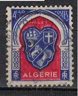 ALGERIE        N°  YVERT    264   ( 1 )    OBLITERE       ( O   2/44 ) - Algérie (1924-1962)