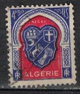 ALGERIE        N°  YVERT    264   ( 3 )    OBLITERE       ( O   2/44 ) - Algérie (1924-1962)