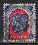 ALGERIE        N°  YVERT    264   ( 4 )    OBLITERE       ( O   2/44 ) - Algérie (1924-1962)