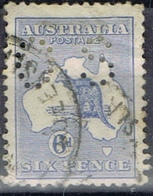 DO 7426  AUSTRALIË  GESTEMPELD  YVERT NR DIENST D8B ZIE SCAN - Service