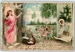 52924880 - Tannenduft Engel Weihnachten Ostern Pfingsten Neujahr - Cartes Postales