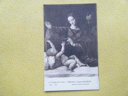 CHANTILLY. Le Château. Le Musée Condé. La Vierge De Lorette Par Raphael. - Chantilly