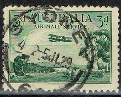 DO 7431  AUSTRALIË  GESTEMPELD  YVERT NR LP 2 ZIE SCAN - Service