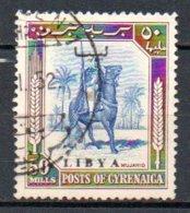 Libye 102 Obl - Libya