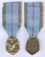 Médaille Commémorative Guerre De 1939 / 1945 - France