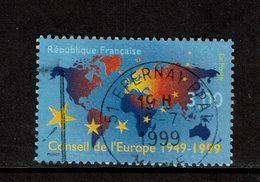 FRANKRIJK  GESTEMPELD  Y.T.  NR°  3233 - Frankreich