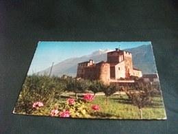 CASTELLO CASTLE  CHATEAU SCHLOSS SARRIOD DE LA TOUR SAINT PIERRE - Castelli