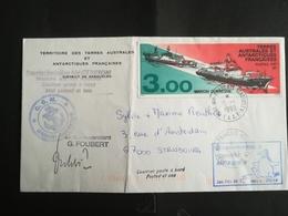 Enveloppe CGM Marion Duquesnes  Du 05.01.99 - Stamps