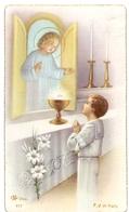 Devotie - Devotion - Communie Communion - Jacques Raymaekers - Buken 1952 - Communion