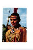 INDIENS DU CANADA CAUGHNAWAGAET SON HISTOIRE  REF 58974A - Indiens De L'Amerique Du Nord