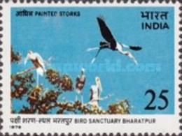USED STAMPS India - Keoladeo Ghana Bird Sanctuary, Bharatpur... -  1975 - India