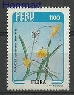 Peru 1986 Mi 1319 MNH ( ZS3 PRU1319 ) - Perú