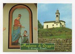 San Lorenzo In Banale (Trento) - Madonna Di Deggia - Non Viaggiata - (FDC14200) - Trento