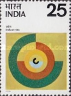 USED STAMPS India - Industrial Development -  1975 - India