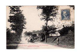 CPA 27 - Gaillon ( Eure ) - Côte Ste Barbe Où Se Fait Chaque Année L'épreuve Du Kilomètre - France