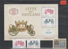 Vatikan    Poste Vaticani   Postfrisch**     MiNr. 880-882 - Vatikan