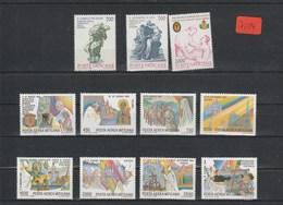 Vatikan    Poste Vaticani   Postfrisch**     MiNr. 894-896     Und   899-906 - Vatikan