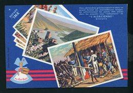 BUVARD:  BISCUITS L'ALSACIENNE - Buvards, Protège-cahiers Illustrés