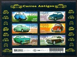 BRESIL. N°2692-7 De 2001. Voitures/Renault... - Auto's