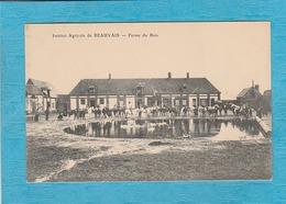 Beauvais. - Institut Agricole De Beauvais. - Ferme Du Bois. - Beauvais