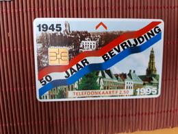 Phonecards Netherlands 50 Jaar Bevrijding (Mint,Neuve) Rare - Niederlande
